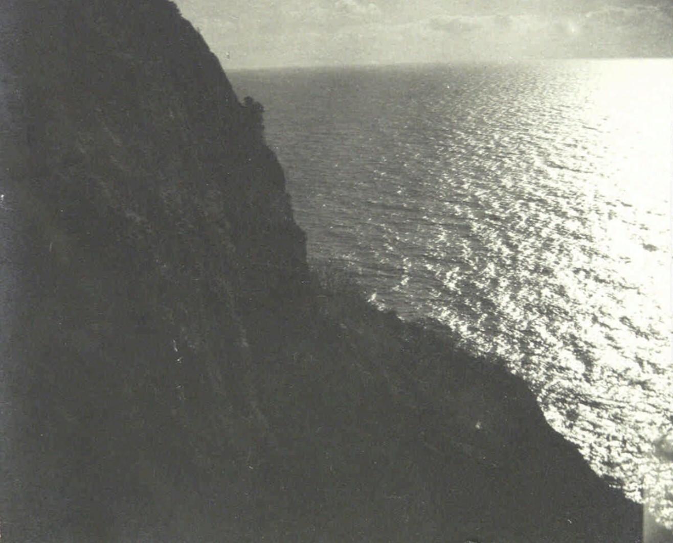 02. Один из пейзажей на море сделанный с Аю-Дага