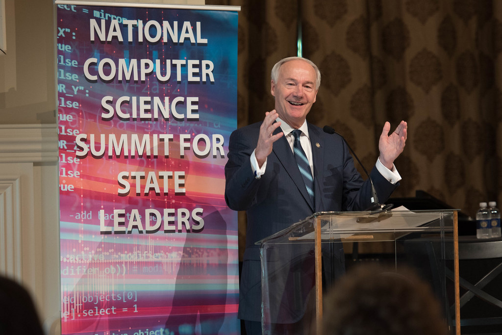 Governor's National Computer Science Summit June 2019