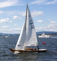 Sailing on Oslofjord