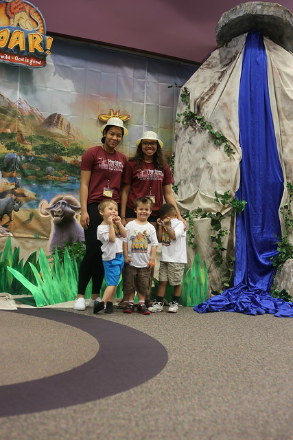 ROAR VBS 2019 Crew Photos