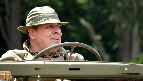 Clumber Park 1940s. Steering At You. June 2019
