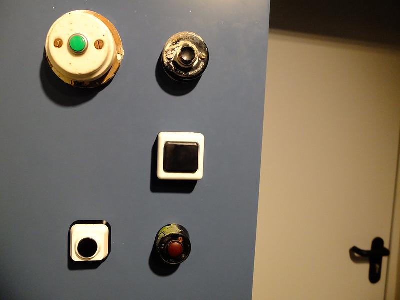 Деградация на примере дверного звонка