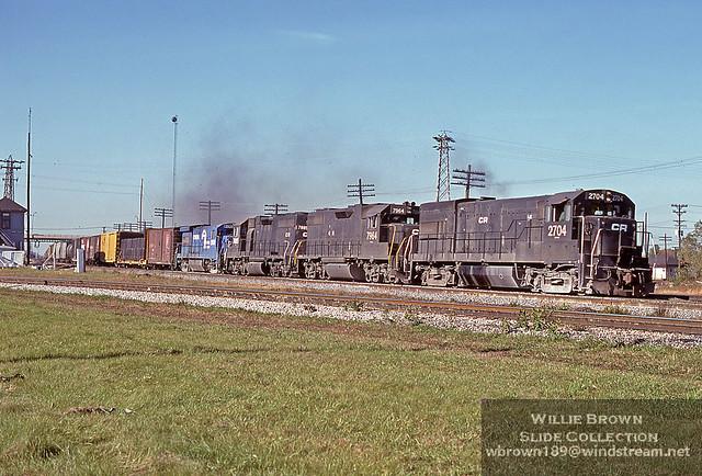 U23B 2704 October 1978 at Ashtabula. Ohio.