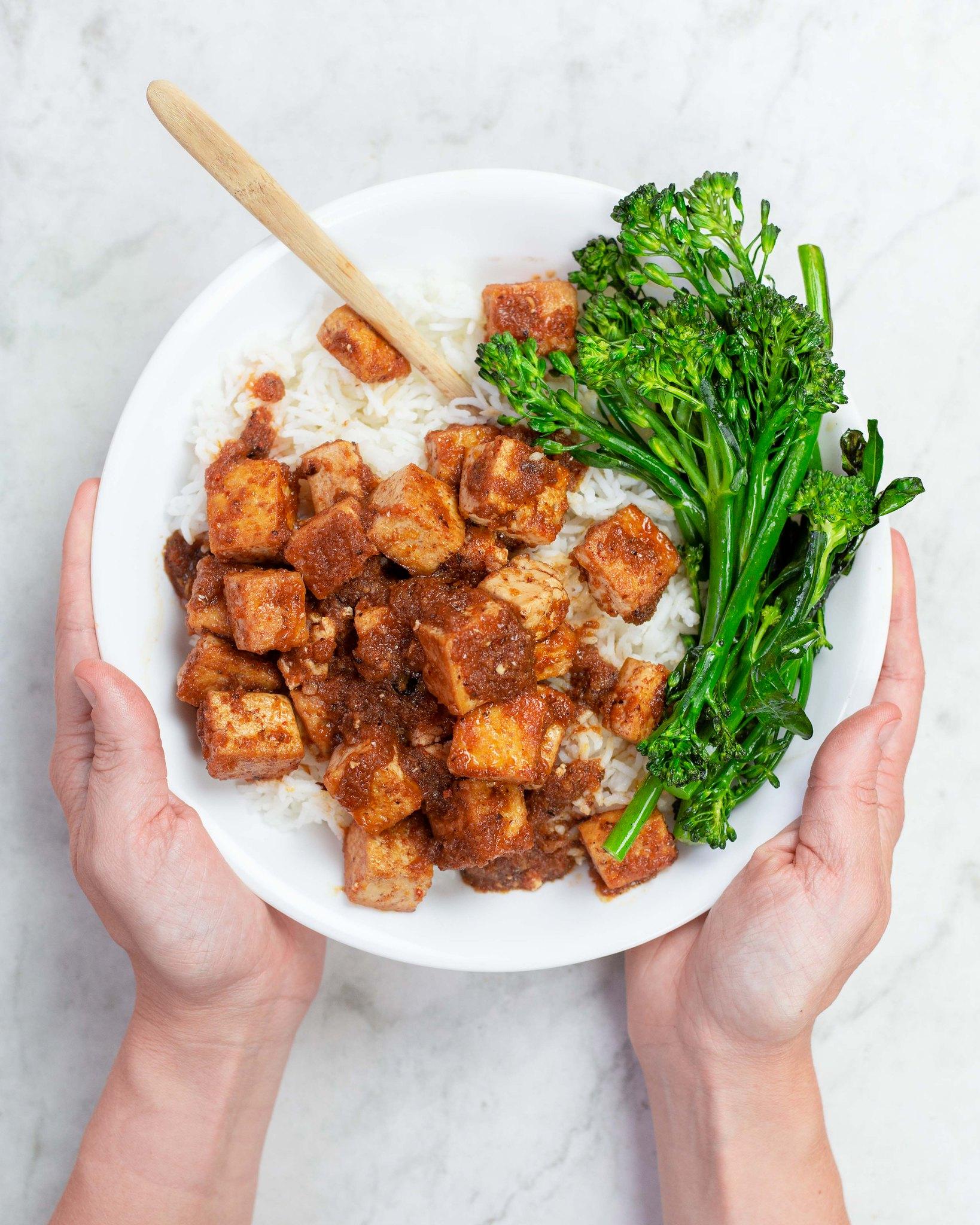 Mapo Tofu with Kimchi | Vegan Recipe with Kimchi