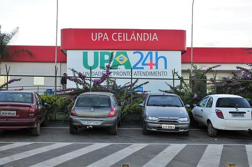 UPA da Ceilândia de cara nova