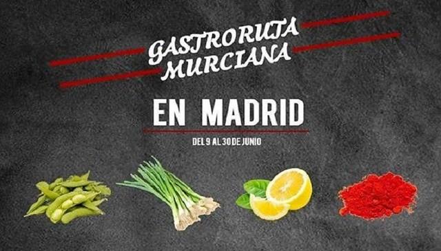 Gastroruta Murciana 2019
