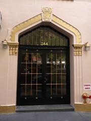 244 West 72nd Entrance