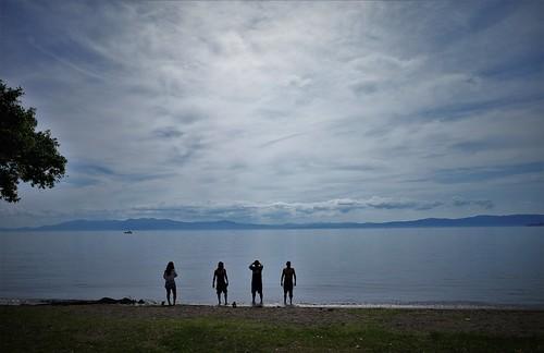 RicohGRⅢ 琵琶湖