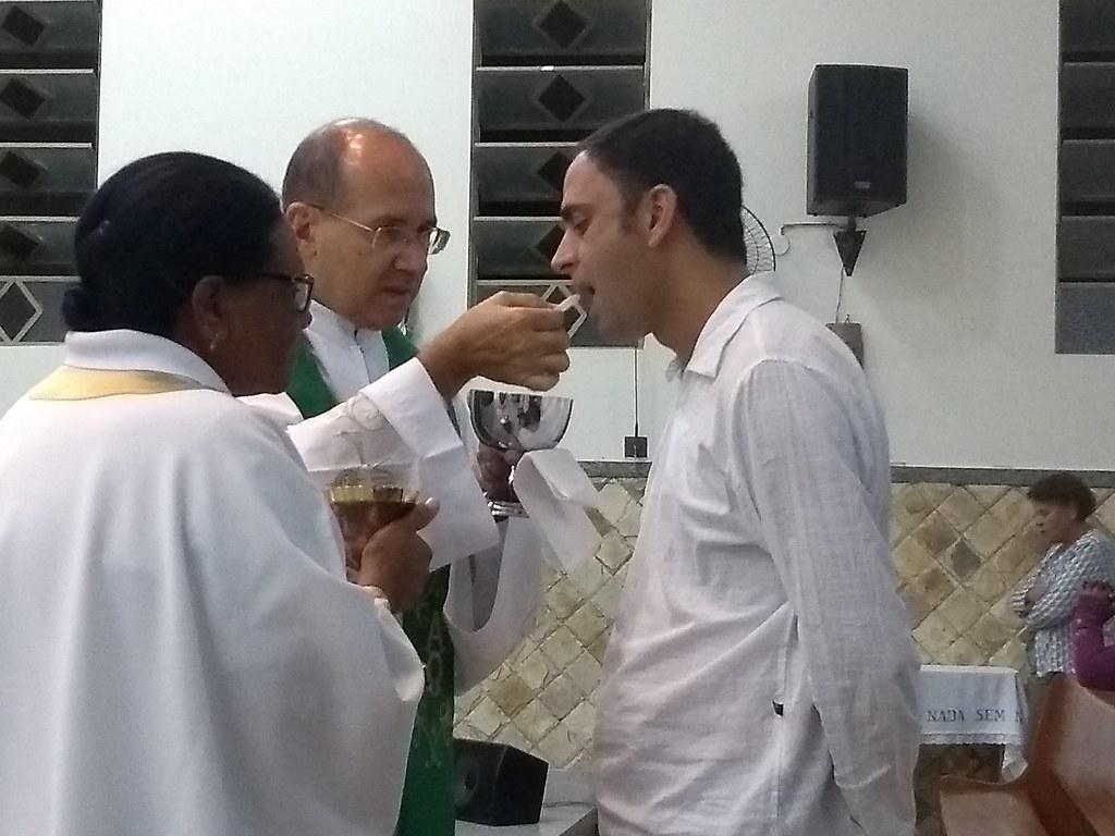 6° Dia da Novena da Santíssima Trindade - Provincial Padre Carlos Vieira SVD