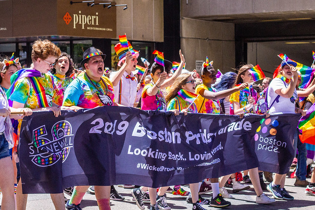 Looking Back, Loving Forward: Boston Pride 2019