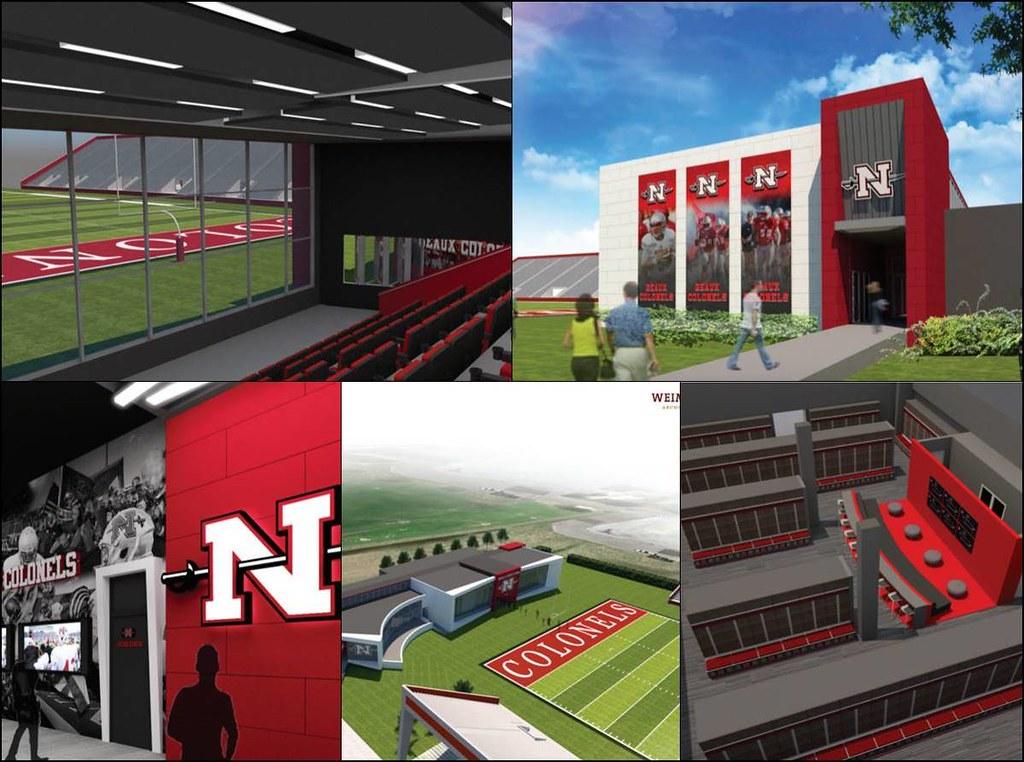 Nicholls Athletics expansion