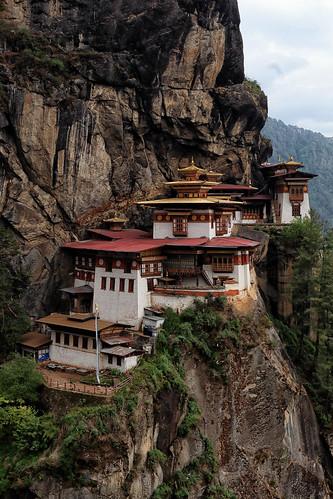 Taktsang Monastery, Bhutan 2019