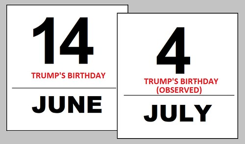 New National Holiday. Mark Your Calendar.