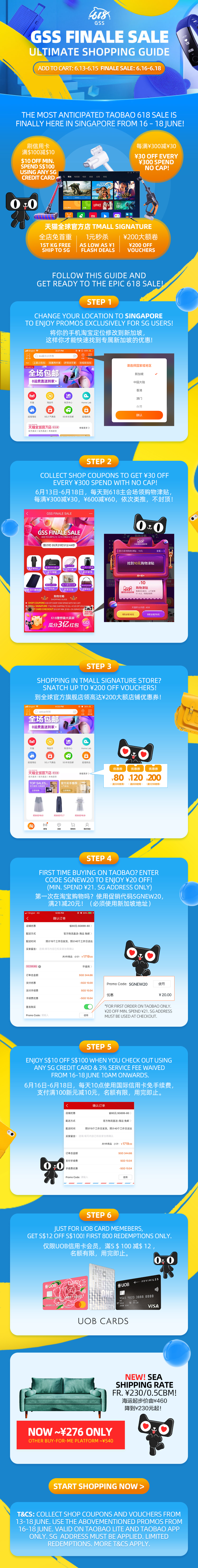 [PROMO CODE INSIDE] Taobao Great Singapore Sale 2019: Up to 50% discount when you Jio-A-Friend and more - Alvinology
