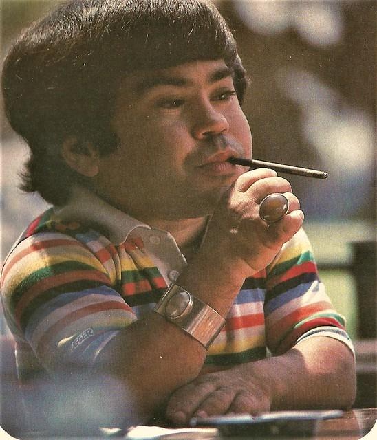 Smoking Tattoo, 1978
