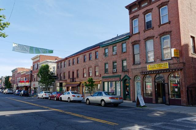 Downtown Catskill