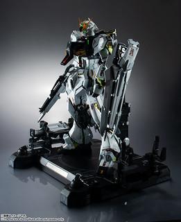 全新系列『METAL STRUCTURE 解体匠機』正式發表,第一彈推出《機動戰士鋼彈 逆襲的夏亞》RX-93 ν鋼彈(νガンダム)!