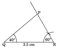 Practical Geometry Class 7 Extra Questions Maths Chapter 10 Q3