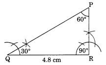 Practical Geometry Class 7 Extra Questions Maths Chapter 10 Q12