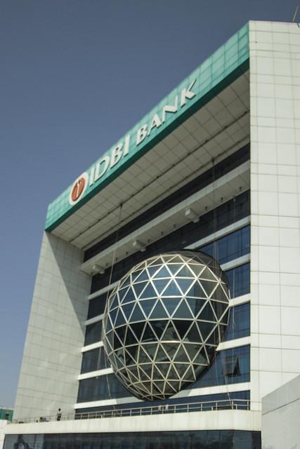 Hiten Sethi Indian Architect - Commercial Architecture - IDBI Bank - Navi Mumabi - India