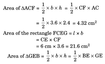 Perimeter and Area Class 7 Extra Questions Maths Chapter 11 Q22.1