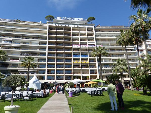 le grand hôtel