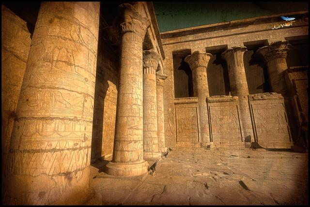 ✅ 07284 - Temple d'Edfú (Egypt)