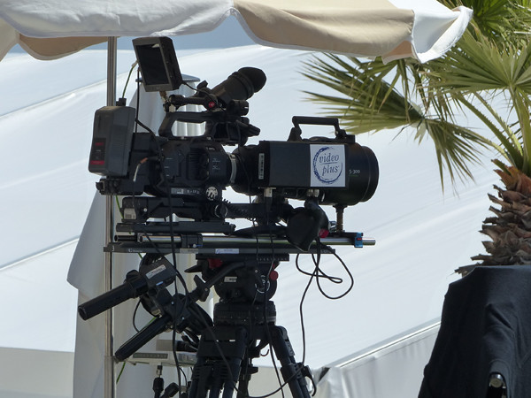 grosse caméra