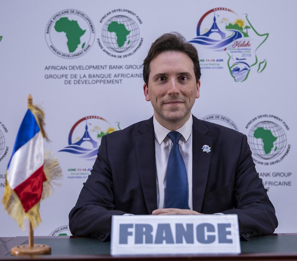 Malabo AfDB Annual Meetings Day 2 - Cyril Rousseu, Ministre des Finances et des Comptes Publics - Ministre de l'Economie, de l'Industrie et du Numerique