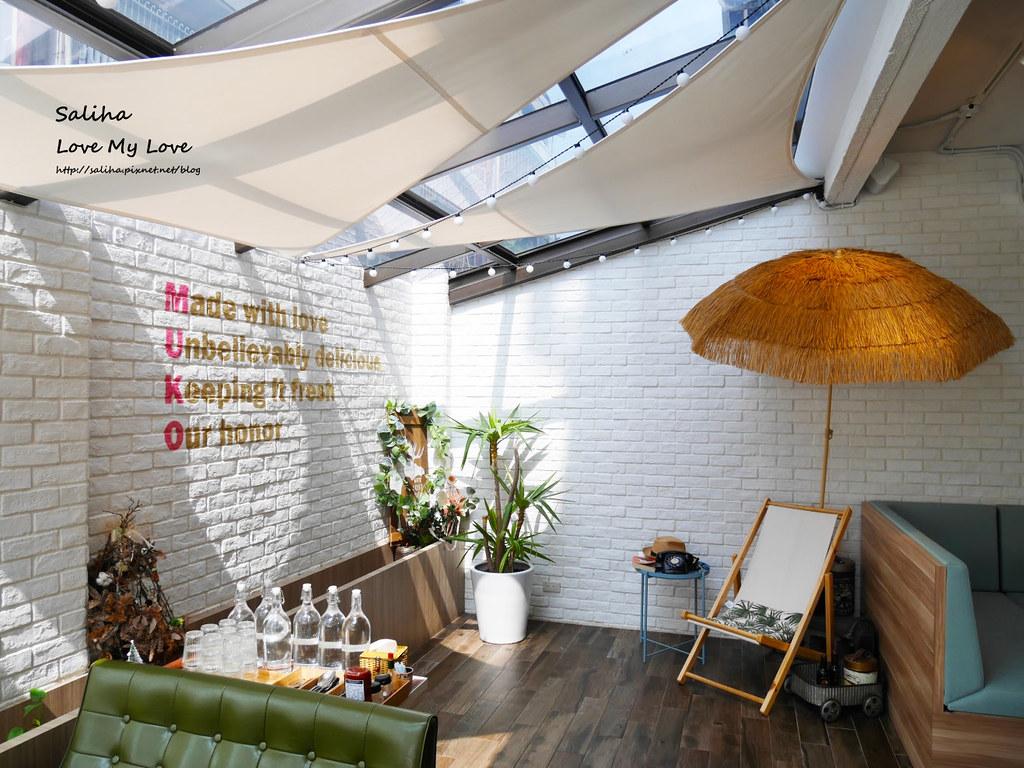 台北大安區金華街ig打卡美食早午餐餐廳推薦MukoBrunch好好拍景點 (4)