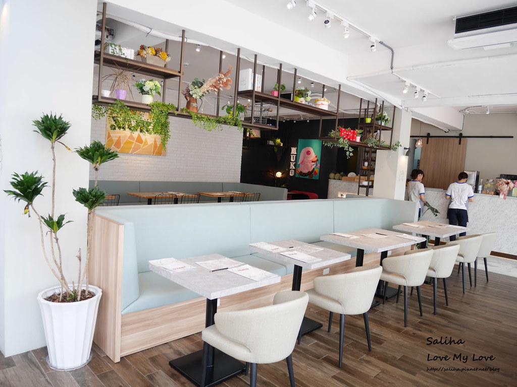 台北大安區金華街ig打卡美食早午餐餐廳推薦MukoBrunch好好拍景點 (3)