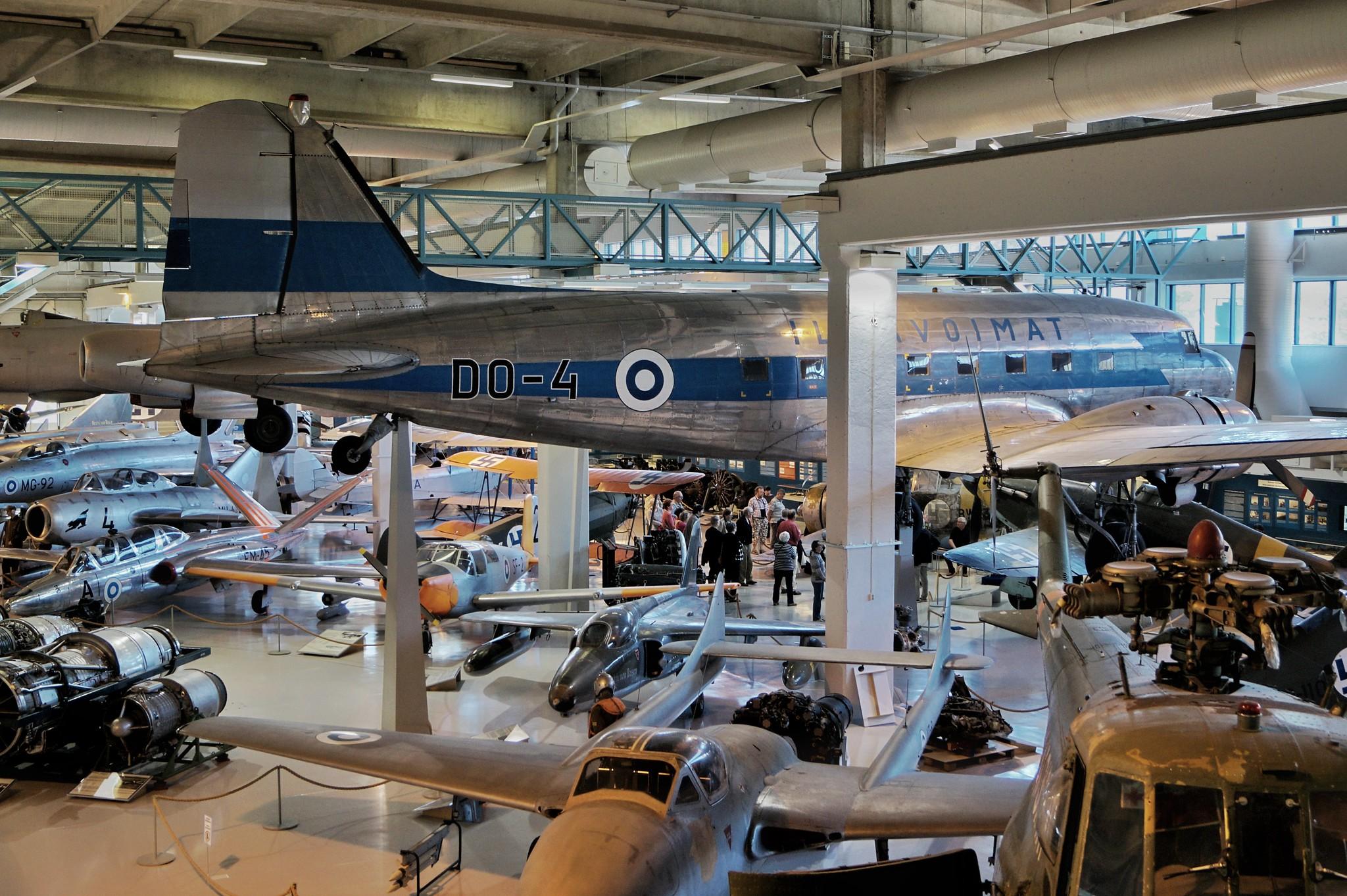 tikkakosken ilmailumuseo