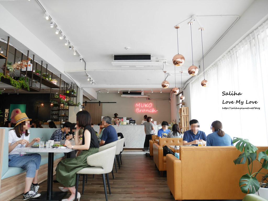 台北永康街東門站附近餐廳早午餐推薦MukoBrunch (5)