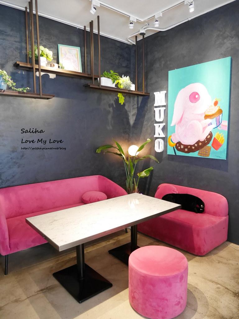 台北大安區金華街ig打卡美食早午餐餐廳推薦MukoBrunch好好拍景點 (5)