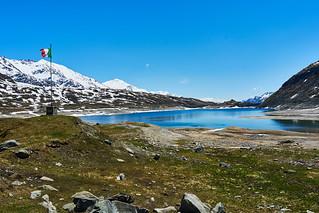 Ein Tag in den Alpen