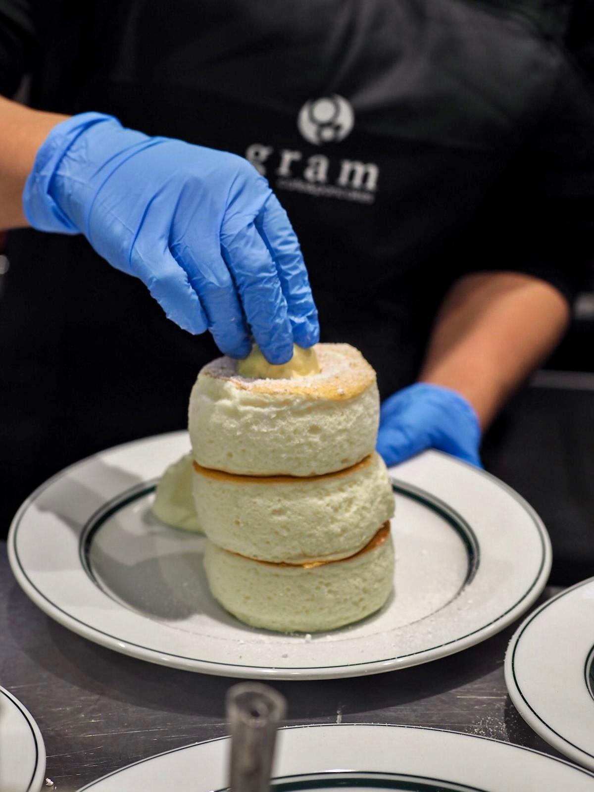 Gram Cafe & Pancakes-Vivocity Singapore-Premium Pancakes