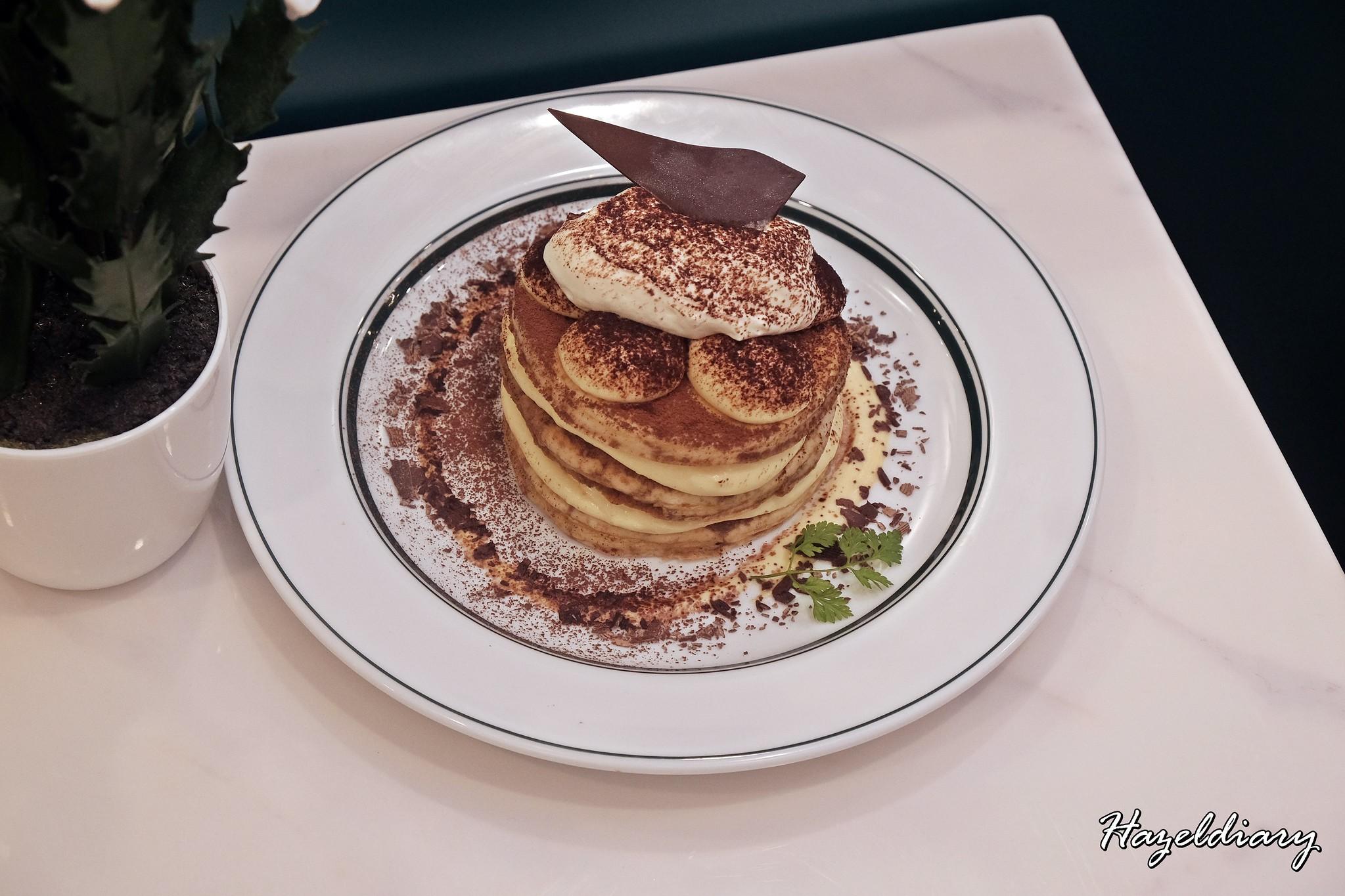 Gram Cafe & Pancakes-Tiramisu Pancakes