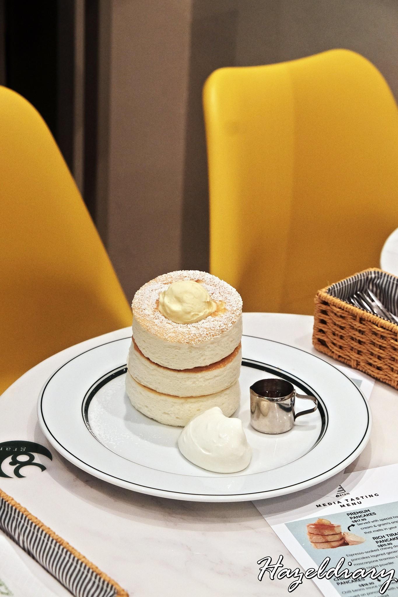 Gram Cafe & Pancakes-Premium Pancakes