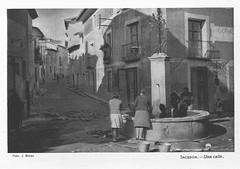 Sacedón, una calle