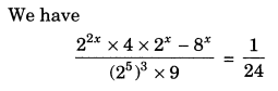Exponents and Powers Class 7 Extra Questions Maths Chapter 13 Q19.1