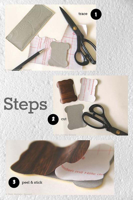 steps - tuto spool