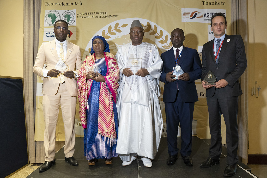 Malabo AfDB Annual Meetings Day 2 - The Africa Road Builders - Trophee Babacar Ndiaye 2019
