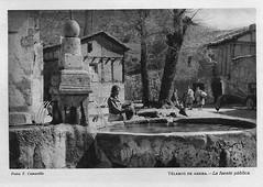 Yélamos de Arriba (Guadalajara), fuente pública