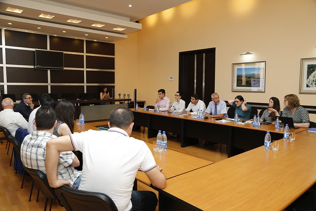 Global Forum on Tax Transparency assists Armenia for the implementation of the international tax transparency standards