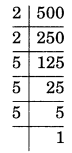 Exponents and Powers Class 7 Extra Questions Maths Chapter 13 Q6.2