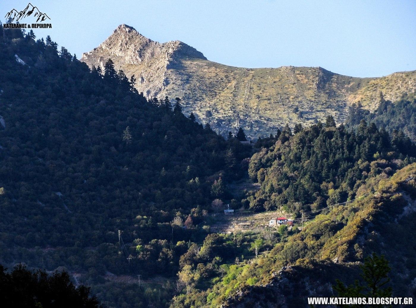αγρια ομορφια βουνοκορφες δερματι ευρυτανιας