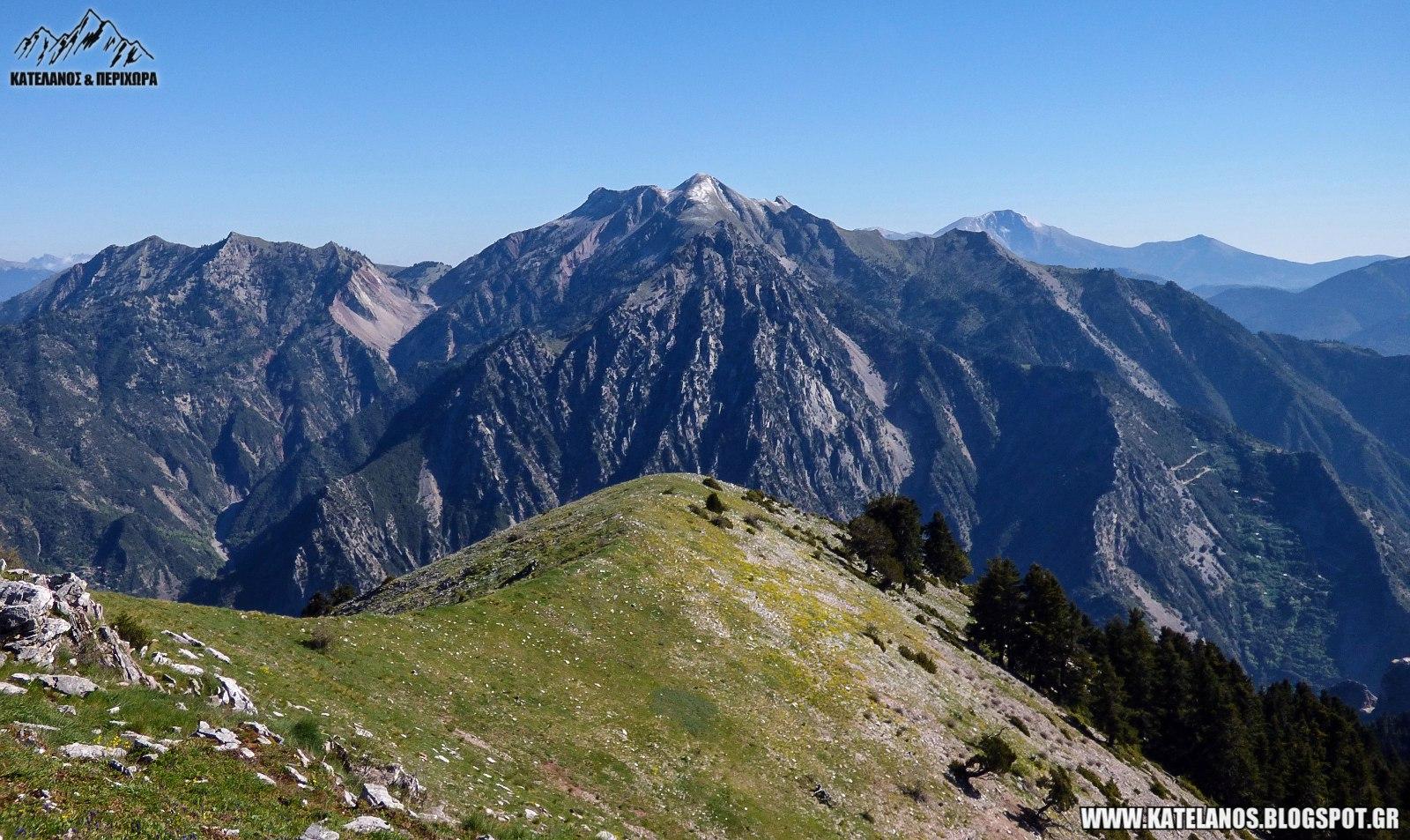 χελιδονα ευρυτανιας βουνο νοτια οψη τρυπιο βνι