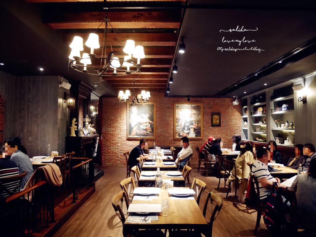 台北歐式平價浪漫約會餐廳推薦LIRA義大利廚房 (3)
