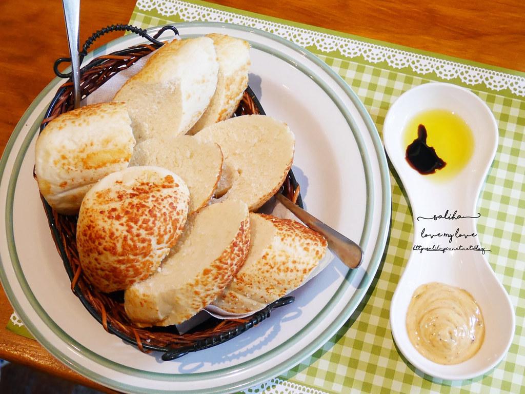 台北平價浪漫約會餐廳推薦LIRA義大利廚房樓中樓古典風情 (3)