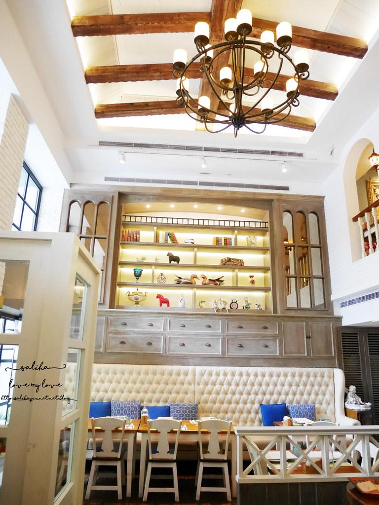 台北市文山區木新路氣氛好浪漫母親節約會餐廳推薦LIRA義大利廚房  (3)